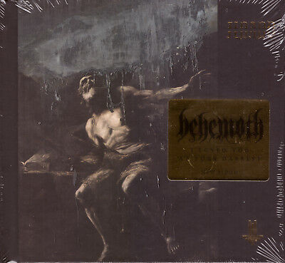 Behemoth  I Loved You At Your Darkest CD Deluxe Edition