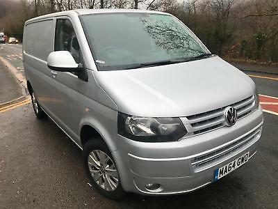 2014 64 Volkswagen Transporter 2.0Td 140Ps Swb T30 / Highline Air-Con Tail-Gate