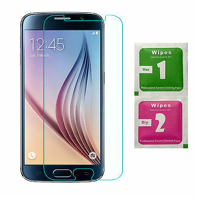 9H Real Tempered Glass Film Screen Protector Guard Cover For Samsung Galaxy