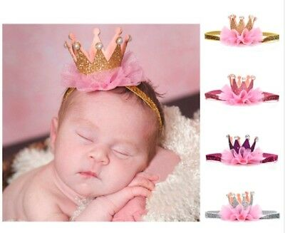 Clothing, Shoes & Accessories Shop For Cheap Baby Mädchen Haarband Stirnband Kopfband Rosen Prinzessin Christening Baptism Baby & Toddler Clothing