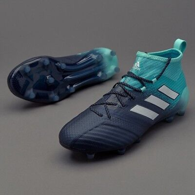 online retailer 7a06d 98ebb ADIDAS ACE 17.1 FG Soccer Cleat. Size 9.5. Brand New. Blue.