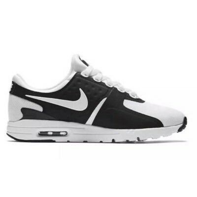 Nike Air Max Zero Black White 857661-006 Running Shoes Women s Size 7.5 9eb0d643a