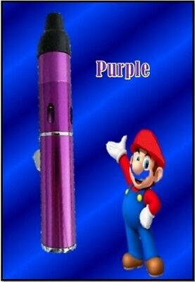 Purple All-In-One Pipe & Lighter Combo Click n Go Sneak a Toke Click n Vape USA