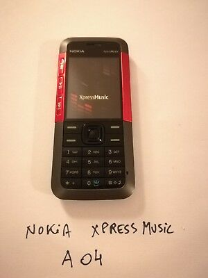 TELEPHONE PORTABLE FACTICE à collectionner/dummy phone N°A04 :NOKIA XPRESS MUSIC