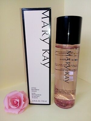 Mary Kay Oil-Free Eye Makeup Remover 3.75 fl. oz. FREE SHIPPING
