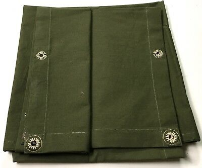 Wwi Russia Russian Pattern 1909 Tent Shelter Half
