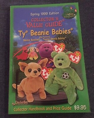 Ty Beanie Babies Collector's Value Guide-Spring 1999-Softcover