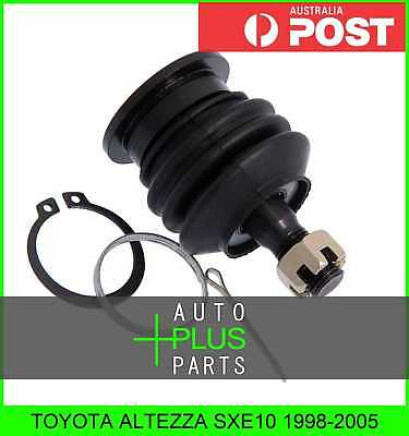 FOR TOYOTA ALTEZZA 2.0 GXE//SXE10 10//1998-07//2005 FRONT UPPER BALL JOINT PAIR