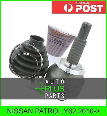 2010-Now Boot Outer Cv Joint Kit 107X126X34 For Nissan Patrol Y62