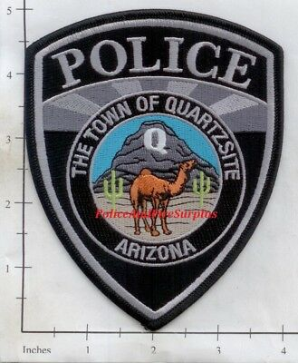 Arizona - Quartzsite AZ Police Dept Patch