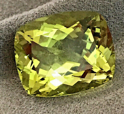 BEAUTIFUL CITRINE  43.95 ct  NATURAL,  Excellent Color, Cut & Clarity