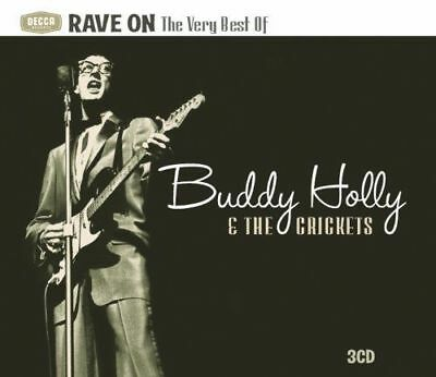 Buddy Holly - Rave On: The Best Of NEW CD