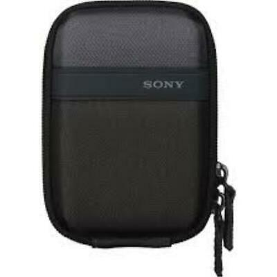 NEW LCSTWPB 09LCSTWPB SONY BLACK SOFT CASE FOR T & W SERIES....d.