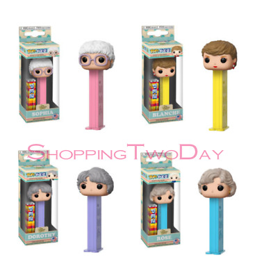 Funko Pop Candy Pez Golden Girls Rose Sophia Blanche Dorothy Mint *In Hand!*