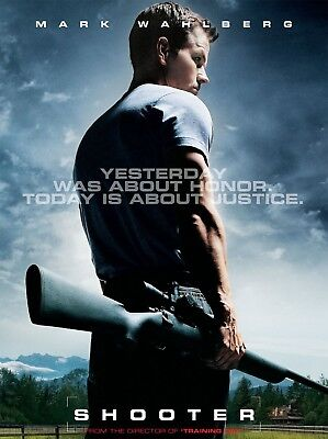 Shooter - Dvd Disc Only - Mark Wahlberg - Kate Mara