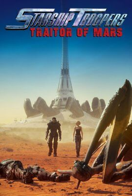 Starship Troopers: Traitor Of Mars 4K Ultra Hd Disc Only | Region Free