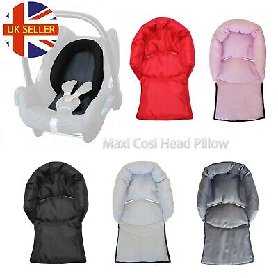 Maxi Cosi Baby Infant Car Seat Travel Neck Head Support Pillow Hugger Universal