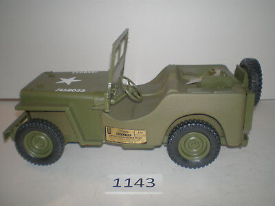 Jim Beam Decanter, Military Jeep, empty, in excellent condition.