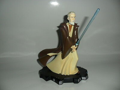 Star Wars - Animated Maquette Obi-Wan Kenobi Limited Edition