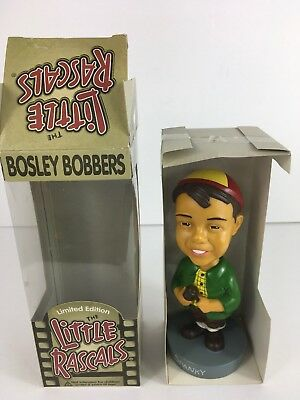 Bosley Bobbers The Little Rascals SPANKY Limited Edition Bobble Head In Box