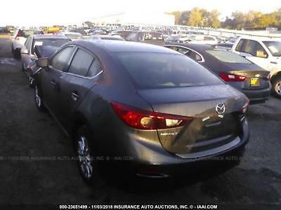 14 15 16 Mazda 3 Driver Roof Airbag Lh Side Roof Airbag 4Dr Oem