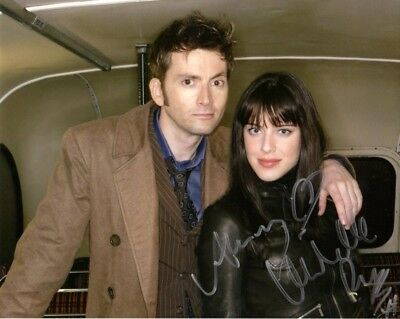 Tooth and Claw Doctor Who Autograph MICHELLE DUNCAN Signed Photo