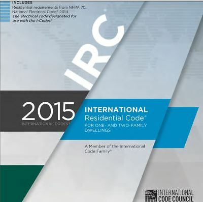 2015 International Residential Building Code (IRC) by ICC (pdf)