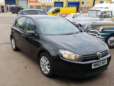 2010 Volkswagen Golf 1.6TDI ( 105ps ) BlueMotion Tech SE