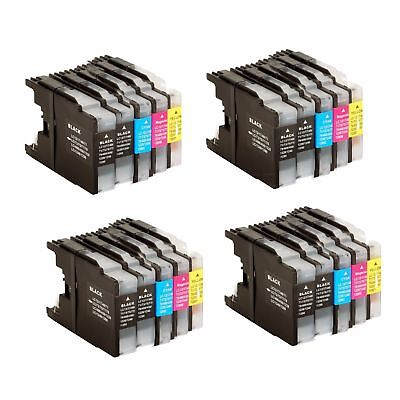 20 Pk Non-Oem Ink Cartridge For Brother Lc-79 Lc-75 Mfc-J6510Dw Mfc-J6910Dw