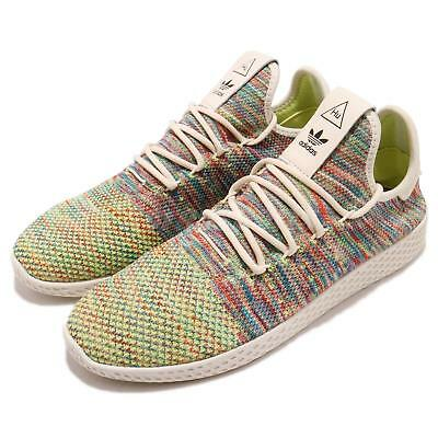 b5d9e570ff7cc adidas Originals PW Tennis Hu PK Pharrell Williams Multi Color Men Shoes  CQ2631