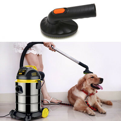 Pet Dog Grooming Brush Vacuum Cleaner Loose Hair Grooming 32mm Attachment Tool