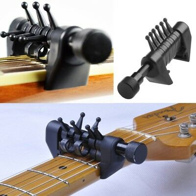 Multifunction Capo Open Tuning Spider Chords For Acoustic Guitar Strings UK