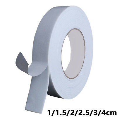 10M Strong Double Side Sided Mounting Tape Sticky Foam Self Adhesive Pad 6 Size