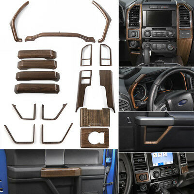 FOR FORD F150 F-150 2015-2018 ABS Interior Console