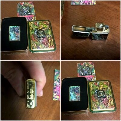 Zippo Lighter Mysteries Of The Forest