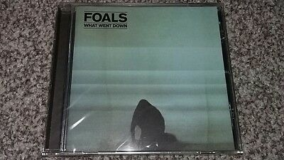 Foals - What Went Down - Brand New & Sealed CD