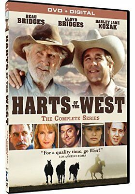 Harts Of The West-Complete Series (Dvd/2 Disc/Digital Hd)