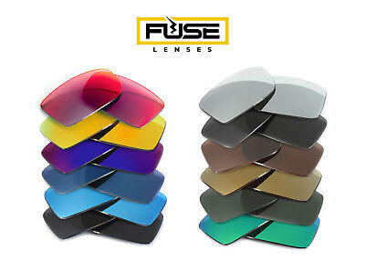 Fuse Lenses Polarized Replacement Lenses for Oakley Gauge 8 M (57mm)