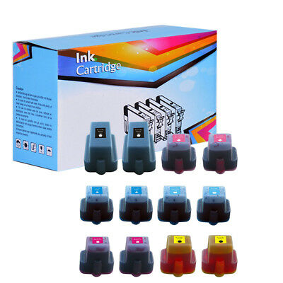 12 NON-OEM INK CARTRIDGE 02 02XL FOR HP Photosmart D7360 C6280 C7280 C5150 C8180