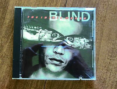 Blind by The Icicle Works (CD, 1988, RCA)