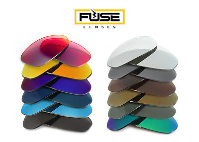 Fuse Lenses Non-Polarized Replacement Lenses for Ray-Ban W2321 Sidestreet