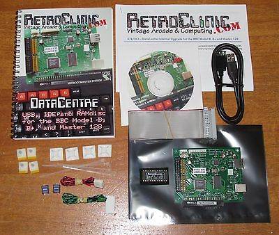 ACORN BBC MICRO DATACENTRE INTERNAL 2x USB, RAMDRIVE AND IDE INTERFACE KIT