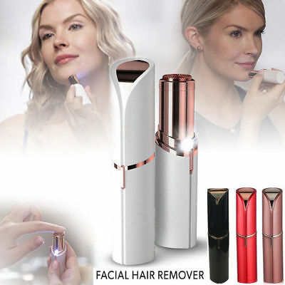 Lipstick Epilator Facial Finishing Hair Remover Women Touch Painless Flawlessly