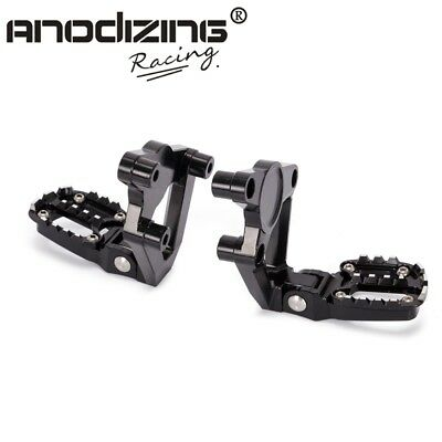 Rear Footrest Foot Pegs Passenger Pedal Rearsets For HONDA XADV X-ADV 750 17 18