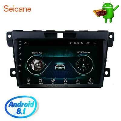 Android8.1 2Din Radio for 2007-2014 MAZDA CX-7 GPS Navigation  DVD Player
