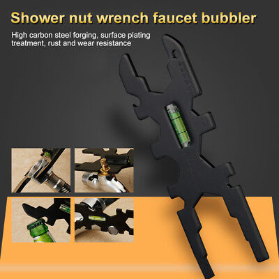 Bathroom Shower Faucet Wrench Faucet Installed Ride Repair Tool