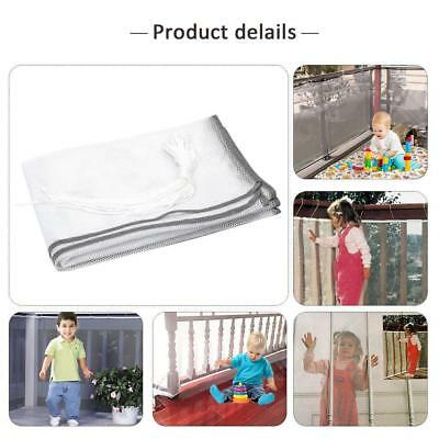 Baby Safety Children Stair Balcony Protective Mesh Net Kids Home Toddler Guard