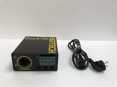 Isotech Quick-Cal Dry Black Body Temperature Calibrator 30 To 350 Degree 230V