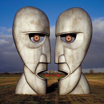 """Pink Floyd The Division Bell Poster 32x32"""" 24x24"""" Album Cover Fabric Print"""