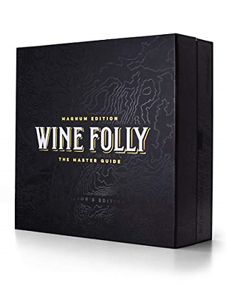 Wine Folly: Magnum Edition: The Master Guide Collector's Edition Gift Set